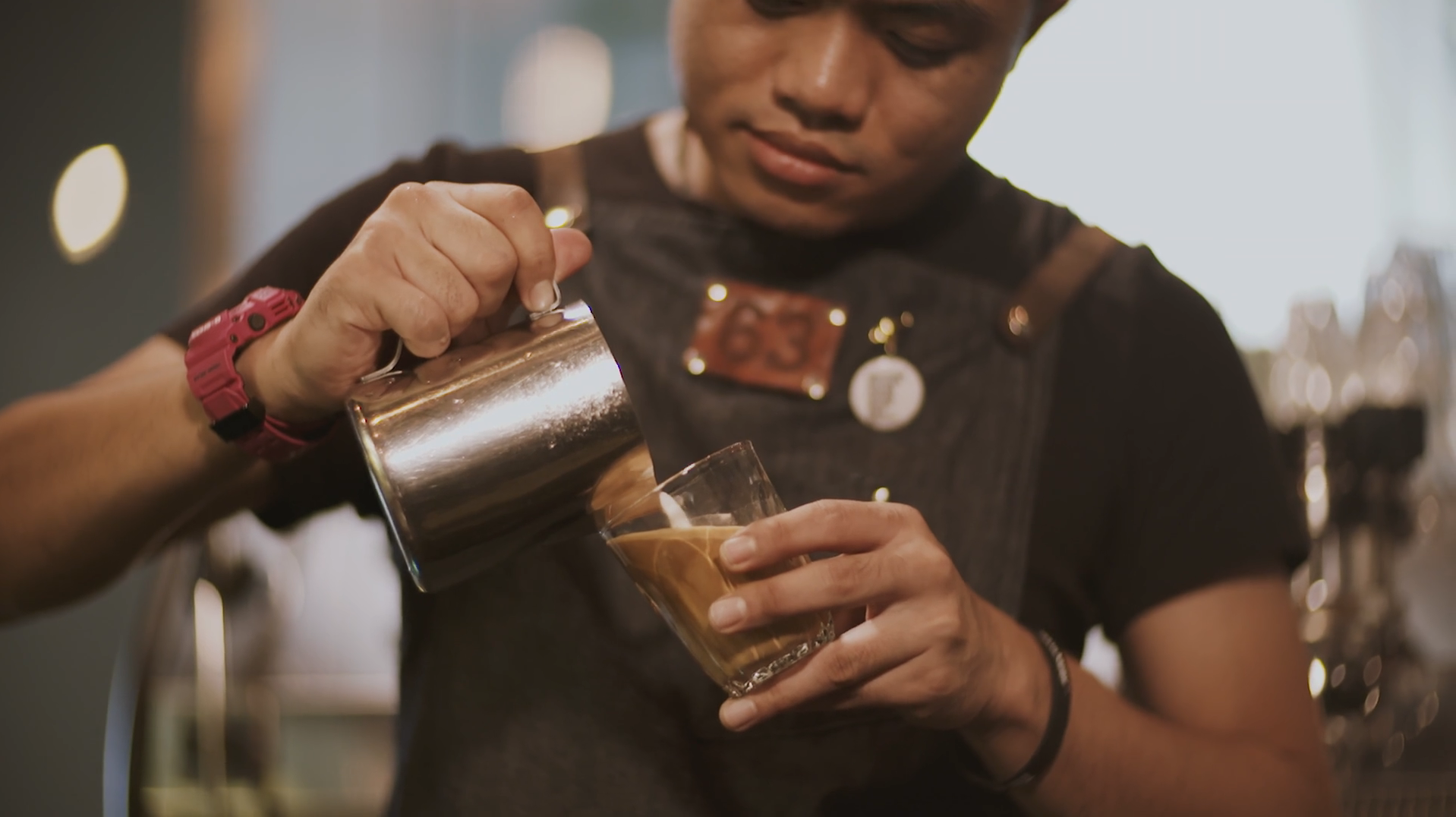 The Story of My Cup – Mohamad Hairol from 63Espresso