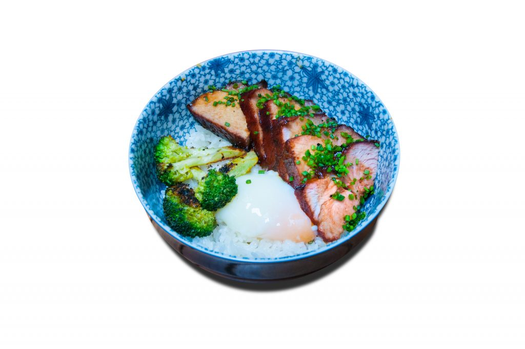 Famous Char Siew Rice Bowl